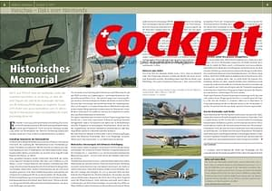 Cockpit magazine