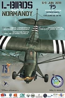 Affiche L-Birds back to Normandy