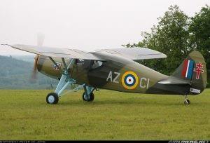Fairchild 24 F-AZCI